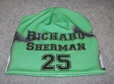 ADULTS SEATTLE SEAHAWKS RICHARD SHERMAN NFL FOOTBALL PLAYER BEANIE CAPS HAT