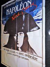 NAPOLEON abel gance  affiche cinema