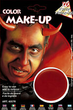 He visto maquillaje rojo-impermeable nuevo-styling maquillaje carnaval carnaval