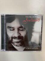 ANDREA BOCELLI - SENTIMENTO - CD - LIKE NEW