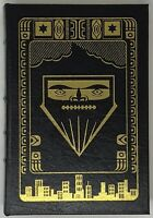 Easton Press YIDDISH POLICEMEN'S UNION Signed First Limited Leather 892 / 1000