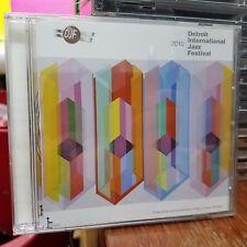 2010 Detroit International Jazz Festival CD PROMO ONLY DJF Randy Brecker Take 6