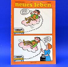 DDR Neues Leben 1 1981 Eisenhüttenstadt Gaby Rückert John Mayall Karat Elefant D