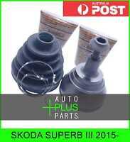 Fits SKODA SUPERB III 2015- - OUTER CV JOINT 27X59.3X36