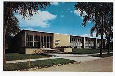 Vintage Postcard Whitewater WI Wisconsin State Roseman Campus Elementary School