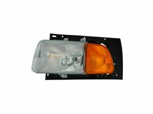 Left - Driver Side Headlight Assembly 2TXN59 for A9522 AT9500 L9501 L9511 L9513