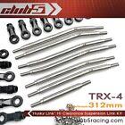 """""""Husky Link"""" Hi-Clearance Suspension Link Kit for TRX-4 Bronco / Blazer / Sport"""