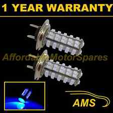 2x H7 BLU 60 LED ANTERIORE principale HIGH BEAM Lampadine High Power KIT XENON mb500301