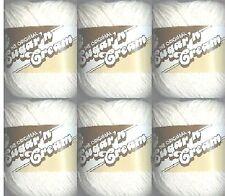 6 LILYSugar n Cream COTTON Knitting~Yarn~Crochet~Dishcloth~Many Crafts~SOFT ECRU