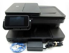 HP Photosmart Home Premium 7515 All In One Printer Copier Scanner Fax Wireless