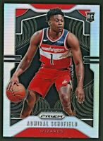 Admiral Schofield 2019-20 Panini Prizm Silver Refractor RC Rookie Card # 280
