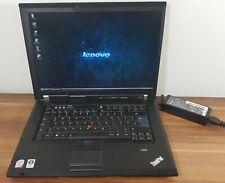 Business Lenovo Thinkpad R500 1680x1050 8GB RAM Ati RADEON HD3470 2,26GHz WLAN