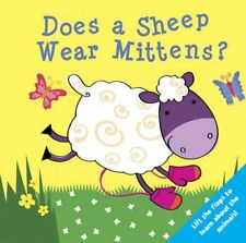 Does a Sheep Wear Mittens? (Who Does What Flap Books)