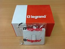 5 x Legrand Light Switch 1Gang 1 Way Synergy 7300 00 Quality Slimline Fitting