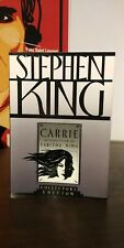 Stephen King Carrie Collector's Edition paperback