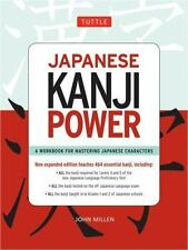 Japanese Kanji Power: (JLPT Levels N5 & N4) A Workbook for Mastering Japanese Ch