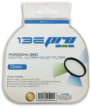 I3ePro 72mm UV Digital UltraViolet Filter For DSLR Nikon Canon Sony Fuji Pentax