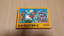 Nintendo Super Mario Bros. 1 FAMICOM NES GAME JAPAN RELEASE 1985 Rare NEW