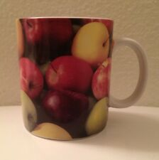 2007 Starbucks Grande Apples Coffee Mug/Cup 16 oz Fast Free Shipping! Unique Cup