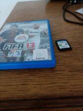 Ps Vita Jeu Fifa 13 Legacy Edition Football 2013 Pour PLAYSTATION envoi lettre