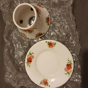 Yankee Candle Small Shade And Plate Set