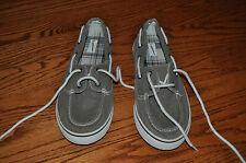 Mens GOTCHA Tan Fabric Casual Shoes Size 7 M ~NICE~