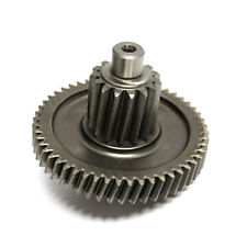 COUNTER SHAFT GEAR FOR SCOOTERS WITH 50cc QMB139 MOTORS
