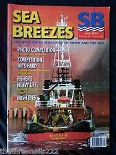 SEA BREEZES #691 - FISHER'S HEAVY LIFT - JULY 2003