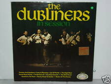 "*THE DUBLINERS""IN SESSION""-12""Inch Hallmark UK Imp.LP*"