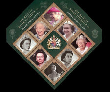 Ascension 2012 Diamond Jubilee 6v sheet MNH