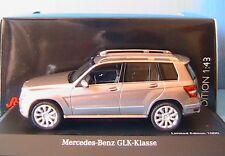 MERCEDES BENZ GLK SPORT SILVER SCHUCO 07277 1/43 2009