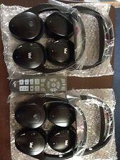 CHRYSLER VES 4 Headphones OEM 07-13  05107082AD AUDIO KIT W REMOTE 05091149AA
