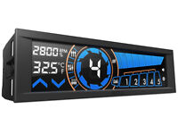 NZXT AC-SEN-3-B1 Sentry 3 5.25inch Bay 5.4inch Touch Screen Fan Controller