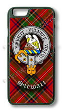Stewart Clan Case for Apple iPhone 4/4s/5/5s/SE/5c/6/6s/7 - Scottish cover