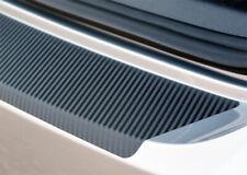 Ladekantenschutz für BMW 2er F45 Active Tourer Schutzfolie Carbon Schwarz 3D 160
