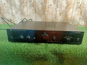 Cambridge Audio A5 Stereo integrated amplifier Black In Working Condition