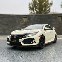 1/18 LCD Honda Civic Type-R Diecast Metal Model Car Gifts Collection ornaments