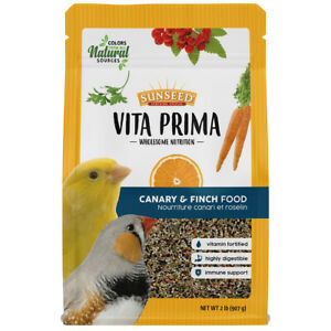 RA Vita Prima - Canary & Finch Food - 2 lb