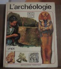 Univers de la jeunesse/ L'archéologie/ Encyclopedie thematique