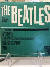 The BEATLES with Tony Sheridan and Guests 1964 MGM E 4215 good