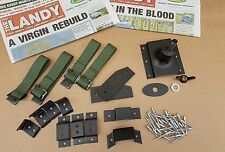 LANDROVER SERIES LIGHTWEIGHT PIONEER TOOL FITTING KIT.(new uk made )