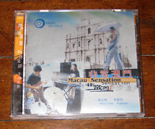 Matias Leong / Evonne Lei - Macau Sensation 1999 CD Kiigo KG 1021-2 Import NEW