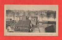 Clichy - Überschwemmungen 1910 - La Seine Dringt in die Fabriken Reifen