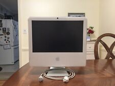 "(Mac OS X 10.7, Lion ) (2 GB RAM) Apple iMac A1208 17"" Desktop - (Sept., 2006)"