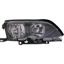 New BM2503122 Passenger Side Headlight for BMW 325i 2002-2005
