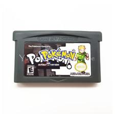 Nintendo GBA Video Game Console Card Cartridge Pokemon OUTLAW Version Hack