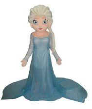 New big Frozen Elsa Adult mascot costume kids party EOFY sale