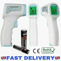 Non-contact Infrared Thermometer Gun Digital Medical Forehead Baby/Adult Fever