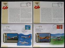 Svizzera Schede telefoniche Taxcard lettere carte tel. 2 diff,P-Taxcard