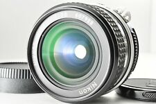 [MINT] Nikon 24mm F2.8 Ai Manual Focus SLR Lens with Front & Rear Cap From JAPAN